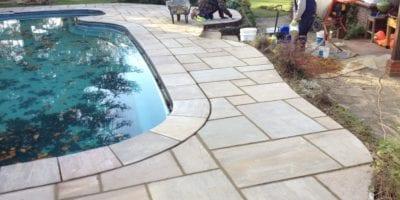 Pool Refurbishment Process