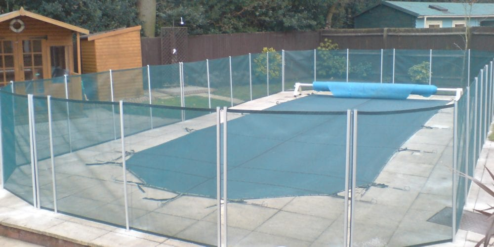 Pool Fencing in Surrey