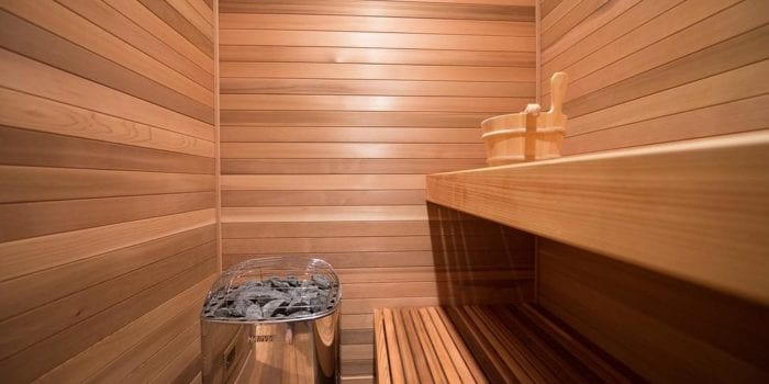 Sauna Surrey